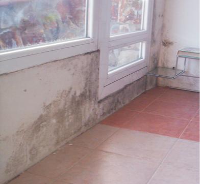 Los tabiques pluviales proporcionan impermeabilización contra las filtraciones